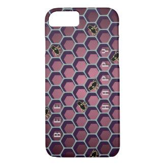 幸せな穹窖のやっとそこにiPhone 7の場合の蜂 iPhone 8/7ケース