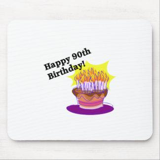 幸せな第90誕生日! マウスパッド