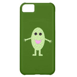 幸せな緑のブドウのiPhone 5の箱 iPhone5Cケース
