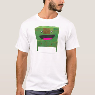 幸せな緑の箱 Tシャツ