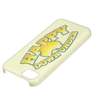 幸せな羽毛 iPhone5Cケース