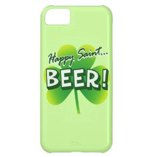 幸せな聖者…ビール! iPhone5Cケース