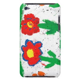 幸せな花 Case-Mate iPod TOUCH ケース