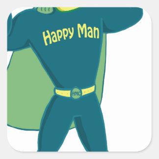 幸せな英雄のギア スクエアシール