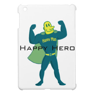 幸せな英雄のIpadの小型例 iPad Miniケース