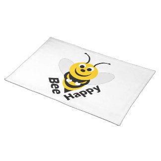 幸せな蜂 ランチョンマット