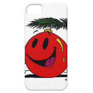 幸せな装飾のiPhone 5のやっとそこに場合 iPhone SE/5/5s ケース