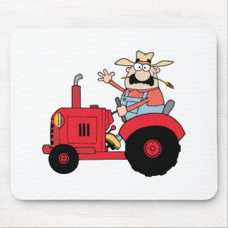 幸せな農家 マウスパッド