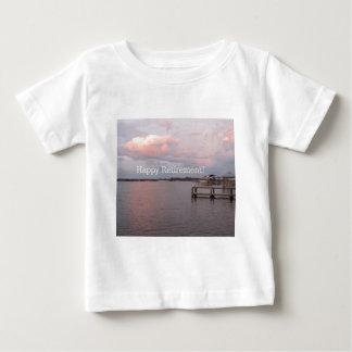 幸せな退職のヒマラヤスギの鍵フロリダ ベビーTシャツ