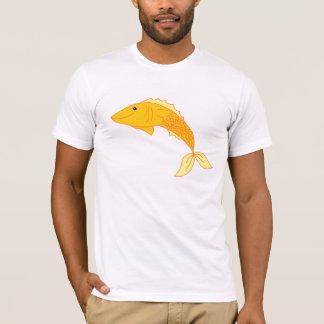 幸せな金魚 Tシャツ