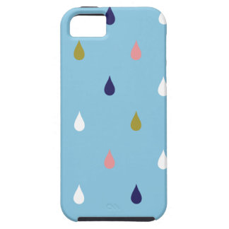 幸せな雨低下 iPhone SE/5/5s ケース