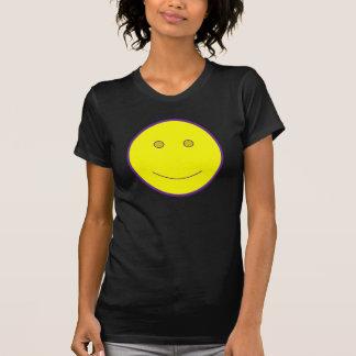 幸せな顔のTシャツ Tシャツ