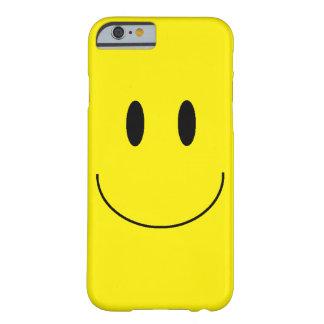 """""""幸せな顔""""の電話箱 BARELY THERE iPhone 6 ケース"""