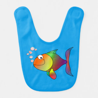 幸せな魚 ベビービブ