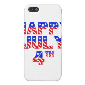 幸せな7月4日 iPhone 5 COVER