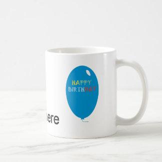 幸せなbirthday.ai コーヒーマグカップ