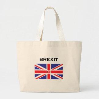 幸せなBrexit -そう ラージトートバッグ