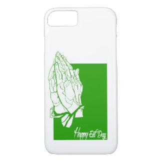 幸せなEid日の場合Iphone 7 iPhone 8/7ケース