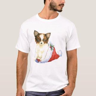 幸せなHowliday Papillon Tシャツ