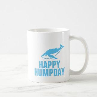 幸せなHumpday コーヒーマグカップ