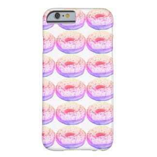 幸せなLilのドーナツのiPhone6ケース Barely There iPhone 6 ケース