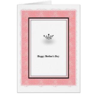 幸せなMother' s日 カード