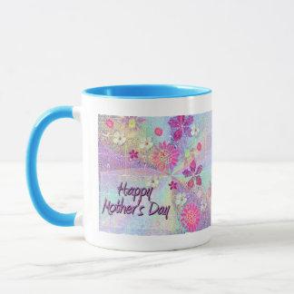 幸せなMother' s日 マグカップ