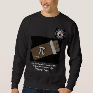 幸せなPi日- Reneesのコーヒークラブ1175年のワイシャツ4 スウェットシャツ