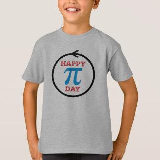 幸せなPi日! Tシャツ