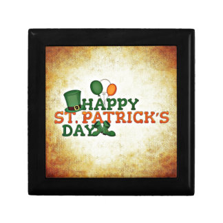 幸せなSaint patricks day ギフトボックス