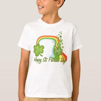 幸せなSaint patricks day! Tシャツ