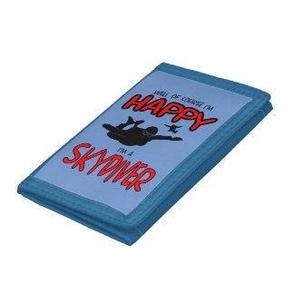 幸せなSkydiver (blk)