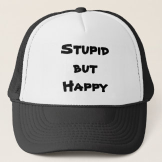 幸せなStupidbut キャップ