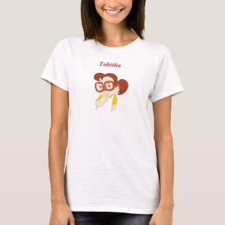 幸せなTabitha Tシャツ