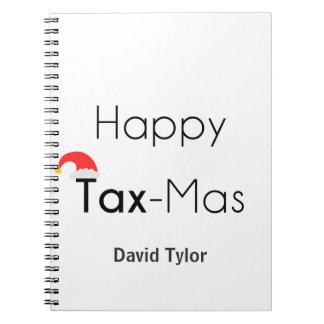 幸せなTaxMas ノートブック