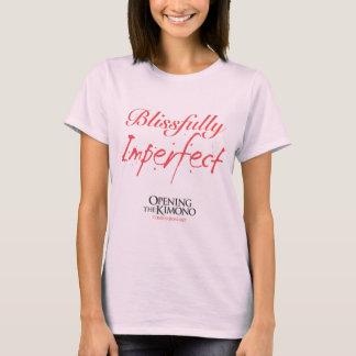 幸せに不完全なTシャツ Tシャツ