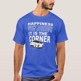 幸せのコーナー-ライト Tシャツ