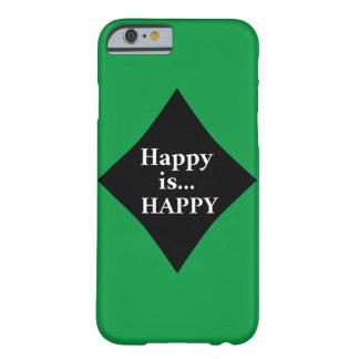 幸せ幸せがあります BARELY THERE iPhone 6 ケース