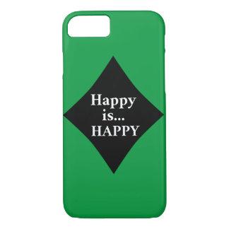 幸せ幸せがあります iPhone 8/7ケース