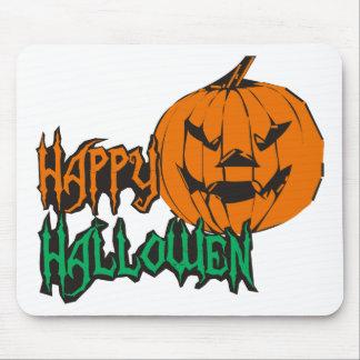 幸せ1つをhallowen マウスパッド