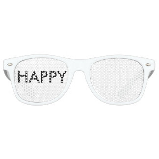 幸せ レトロサングラス
