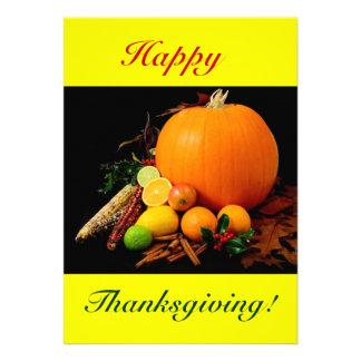 幸せ 感謝祭 VI カボチャ フルーツ