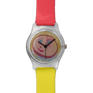 幸せ 腕時計
