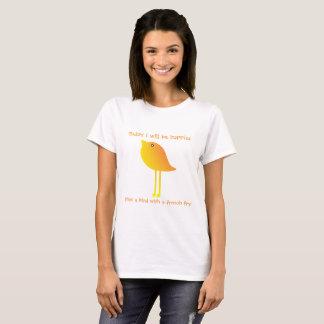 幸せ Tシャツ