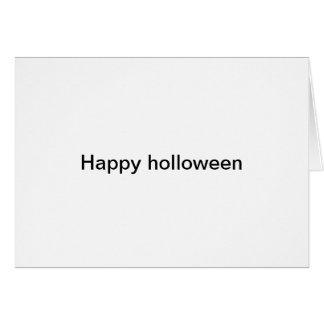 幸せholloween カード