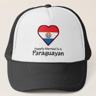 幸福に結婚したなParaguayan キャップ