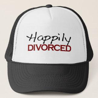 幸福に離婚される キャップ
