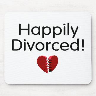 幸福に離婚される マウスパッド