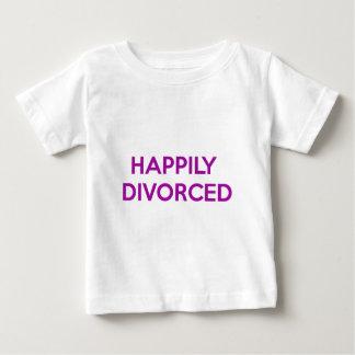 幸福に離婚される-離婚されること幸せ ベビーTシャツ