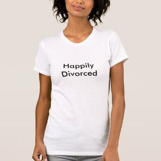 幸福に離婚される Tシャツ
